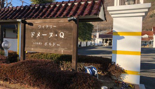【ワイン初心者によるドメーヌQ訪問記】日本一早い新酒ワイン【ヌーヌーボー】を造るワイナリーに訪問!!商標登録が済んでいるワインとは!?