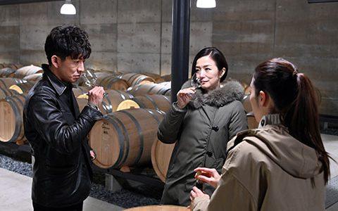 木村拓哉主演『グランメゾン東京』9話に登場した『山梨ワイナリー/山梨ワイン』を徹底解説!撮影は、稲垣吾郎も訪れたワイナリーだった?山梨ワインがSMAPの絆を繋ぐ!
