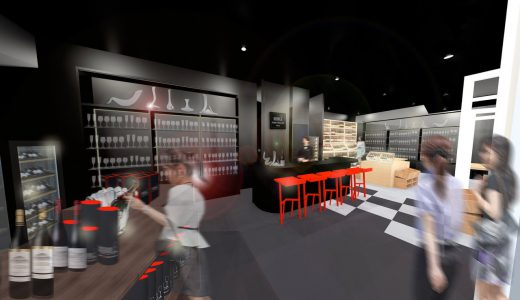 【必見】体験型ワイングラスショップ「リーデル・ザ・セラー銀座」が横浜ベイサイドアウトレットにオープン!