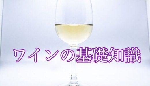【初心者向け】知っておくべきワインの基礎知識解説!