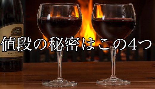 ワインの値段はどのようにして決まる?その意外な理由とは