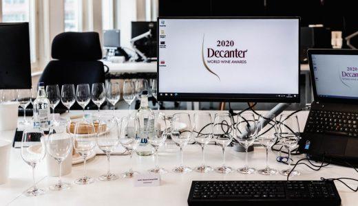 【山梨ワイン好き必見!!】デキャンタワールドワインアワード2020結果発表!!受賞山梨ワインは38本!!